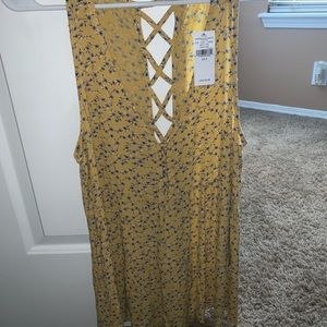 American Eagle Floral Tank